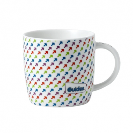 Guides mug (arrows)