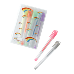 Rainbows gel pens (7 pack)