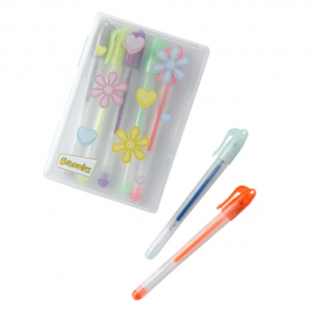 Brownies gel pens (7 pack)