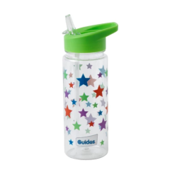 Guides water bottle