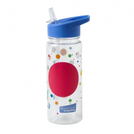 Girlguiding water bottle