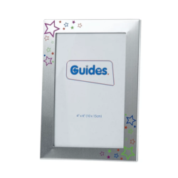 Guides Photo Frame with Stars