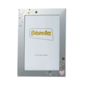 Brownies heart photo frame