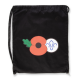 Poppy & Scouting Fleur de Lis Cotton Drawcord Bag 2019