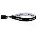 Network Woven Wristband