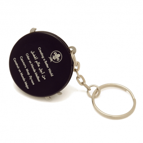 World Scout Tool Keyring