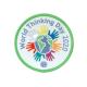 World Thinking Day 2020 woven badge