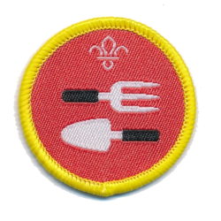Cub Activity Gardener Badge