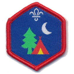 Scout Outdoors Challenge Award