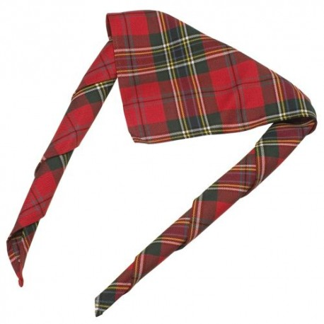Scarf - Red McClean