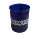 Beaver Sparkle Plastic Mug - BLUE