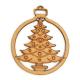 Christmas Tree Decoration - 8 Pack