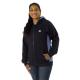 Leader zip hoodie