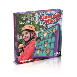 Scouts Guess Who