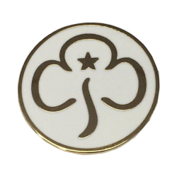 Young Leader Promise Metal Badge