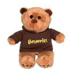 Brownies teddy Bear