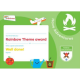 Theme Award – Rainbows Have Adventures certificate