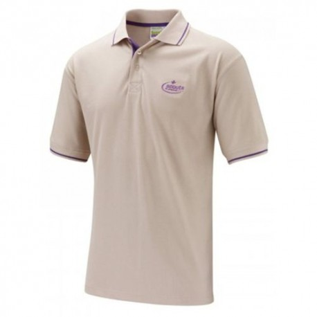 Scout Leader Unisex Tipped Polo Shirt