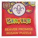 12 Piece Beaver Promise Jigsaw