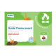 Theme Award – Guides Have Adventures certificate