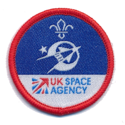 Scout Activity Astronautics