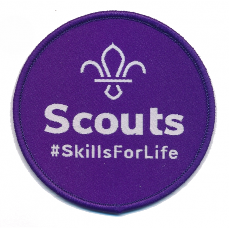 Scouts Skills For Life Fun Badge