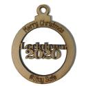 Lockdown 2020 Tree Decoration