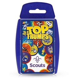 Top Trumps - Scout  Badges