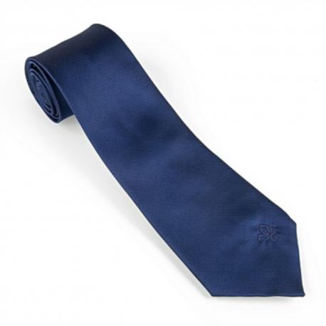 World Emblem Woven Tie