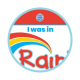 I was in Rainbows woven badge 2021