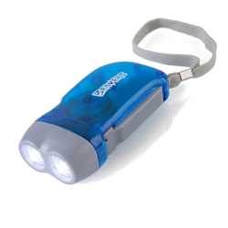 Beaver Scout LED Dynamo / Wind Up torch