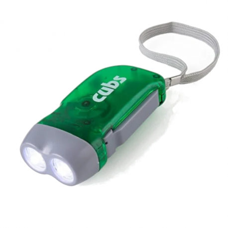 Cub Scout LED Dynamo / Wind Up Torch