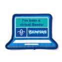 Beaver Scouts I've Been a Virtual Beaver Fun Badge