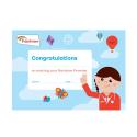 Rainbow Promise Certificate