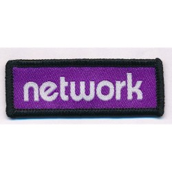 Network Section Fun Badge