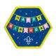 Happy Birthday Scouting Fun Badge