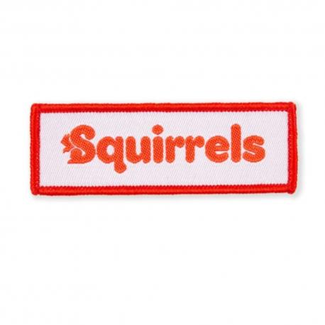 COMING SOON! - Squirrel Scouts Logo Fun Badge