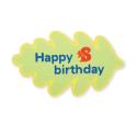 COMING SOON! - Squirrel Scouts Happy Birthday Fun Badge
