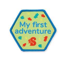 Squirrel Scouts My first adventure Fun Badge