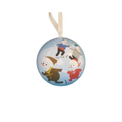 GGUK Merry Christmas Bauble