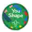 You Shape Cub Scout Central Badge