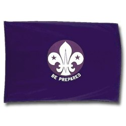 Sea Scout Section Flag