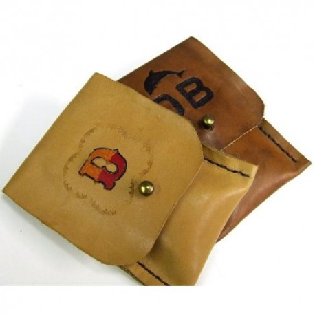 Make Your Own Belt Pouch Wallet