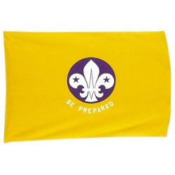 Cub Scout Section Plain Flag