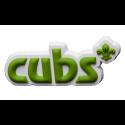 Cubs Logo PVC Magnet