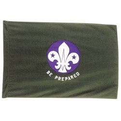 Scout Section Plain Flag