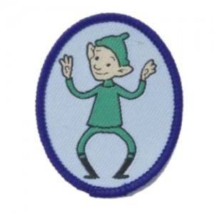 Brownie Six Badges