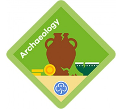 NEW Brownie Interest Badges