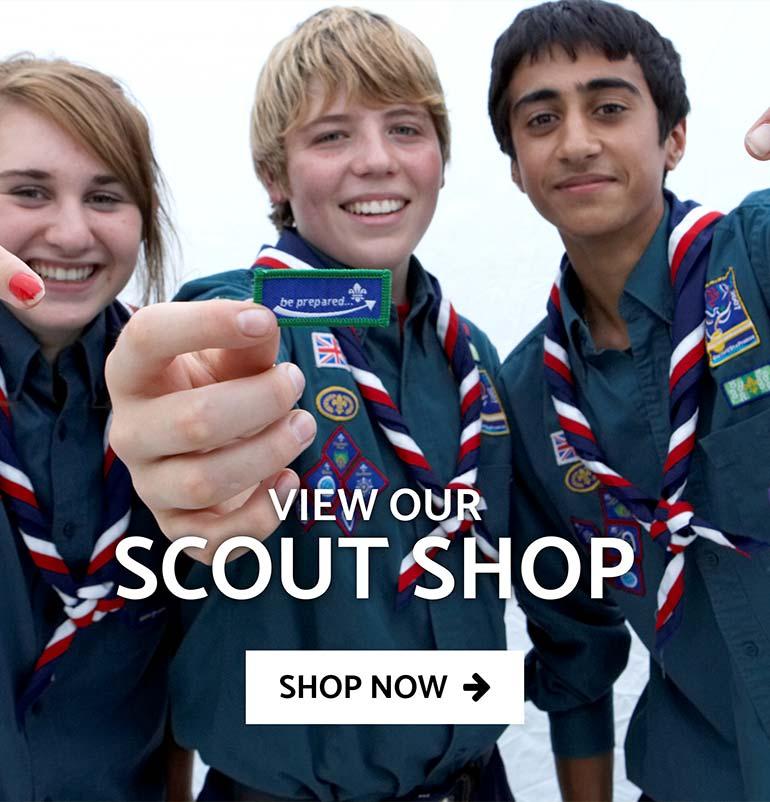 2ec31bc8 The Scout and Guide Shop, scout uniform, guide, uniform, books ...